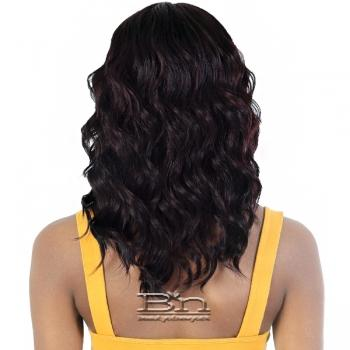 Motown Tress Synthetic Hair HD Spin Part Invisible Lace Wig - LDP SHAYA