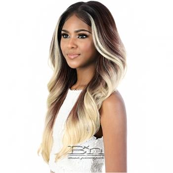 Motown Tress Synthetic Hair HD Invisible 13X7 Lace Wig - LS137 PURE