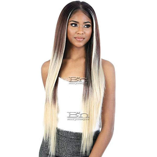 Motown Tress Synthetic Hair HD Invisible 13X7 Lace Wig - LS137 LUNA
