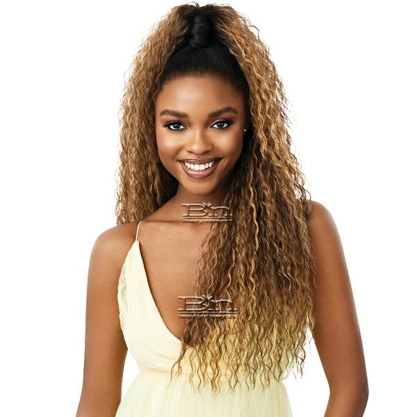 Outre Converti Cap Synthetic Hair Wig - PINA CURL ADA
