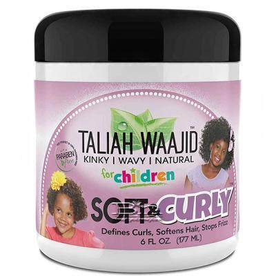 Taliah Waajid Kinky Wavy Natural Soft & Curly 6oz