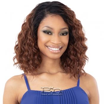 Freetress Equal Illusion Synthetic HD Frontal Lace Wig - HDL 01