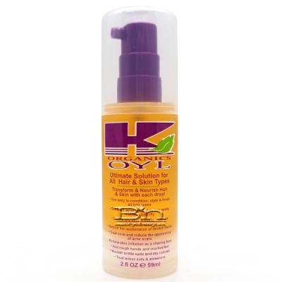 Ecco K Organics OYL Ultimate Solution Hair Oil 2oz
