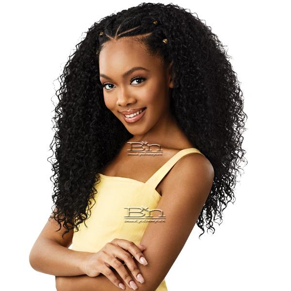Outre Converti Cap Synthetic Hair Wig - CURLY K.O