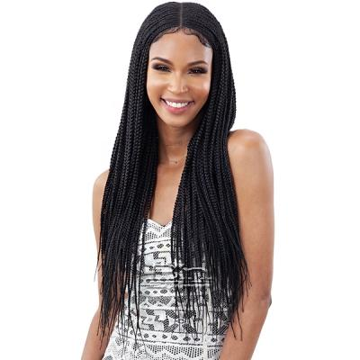 Freetress Equal Synthetic Braid Lace Wig - LONG BOX BRAIDS