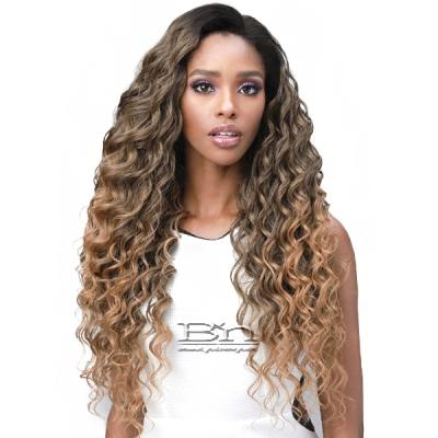 Bobbi Boss Human Hair Blend Full Cap Wig - MOGFC003 OCEAN WAVE