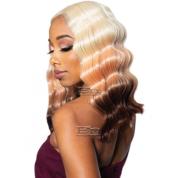 Zury Sis Beyond Synthetic Hair Lace Front Wig - BYD LACE H CRIMP 14