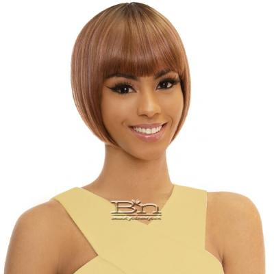 Awesome Good Hair Day Human Hair Blend Wig - CLAIRE