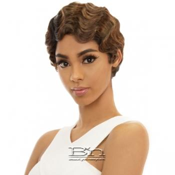 Awesome Good Hair Day Human Hair Blend Wig - LEXY
