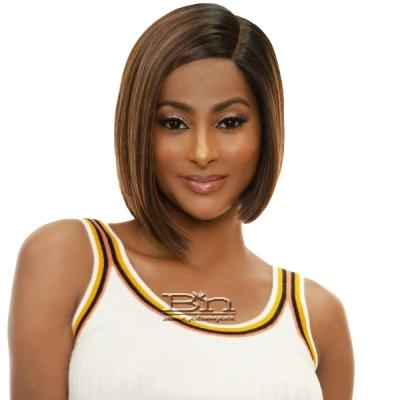 Awesome T Lace Human Hair Blend Lace Wig - TL ELLA