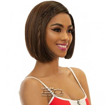 Awesome T Lace Human Hair Blend Lace Wig - TL LUNA