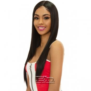 Awesome T Lace Human Hair Blend Lace Wig - TL TIARA