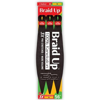 Outre Braid Up 3X PRE STRETCHED BRAID 56