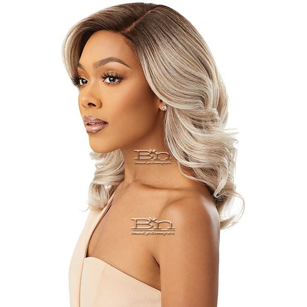 Outre Synthetic HD Lace Front Wig - LEYLA
