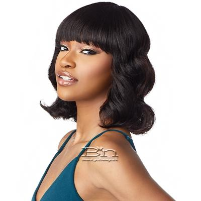 Sensationnel 100% Virgin Human Hair 10A Full Wig - BODY WAVE 12