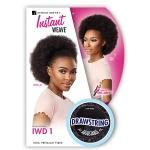 Sensationnel Synthetic Half Wig Instant Weave Drawstring  Cap - IWD 001