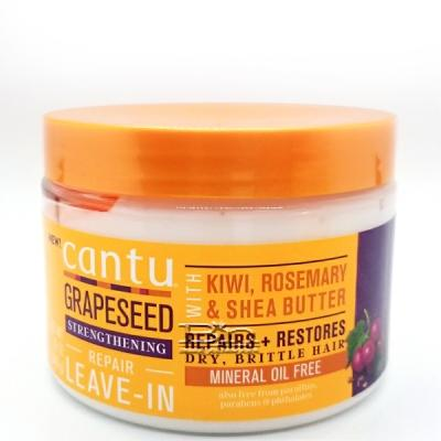 Cantu Grapeseed Strengthening Repair Leave-In 12oz