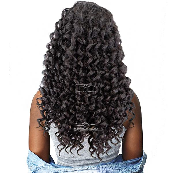 Sensationnel Curls Kinks & Co Synthetic Hair Empress Lace Front Wig - WILD ONE