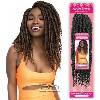 Janet Collection Synthetic Braid - MAVERICK LOCS 12