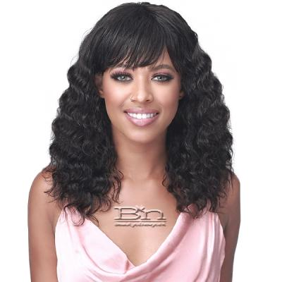 Bobbi Boss 100% Human Hair Wet & Wavy Wig - MH1290 ROCHELLE