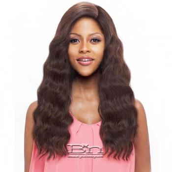 Vanessa Brazilian Human Hair Blend Whole Lace Wig - T88HB EDIN