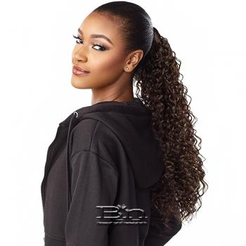 Sensationnel Synthetic Half Wig Instant Up & Down - UD 10