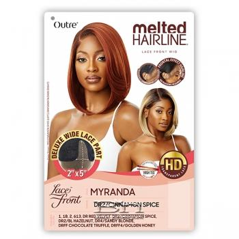 Outre Synthetic Melted Hairline Deluxe Wide HD Lace Front Wig - MYRANDA