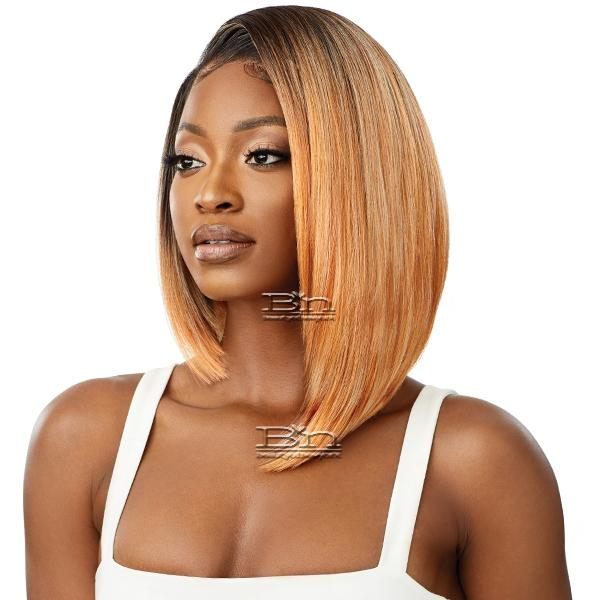Outre Synthetic Melted Hairline Deluxe Wide HD Lace Front Wig - ZANDRA