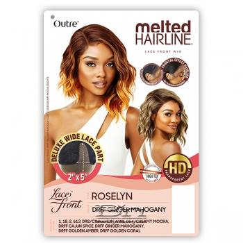 Outre Synthetic Melted Hairline Deluxe Wide HD Lace Front Wig - ROSELYN