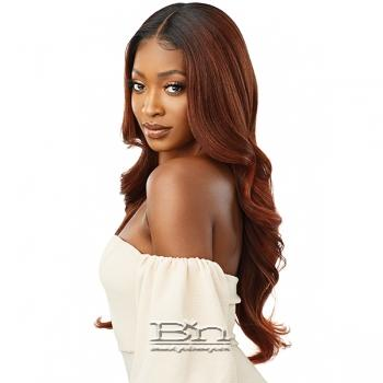 Outre Synthetic Melted Hairline HD Lace Front Wig - SERAPHINE