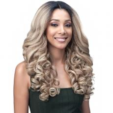 Bobbi Boss Synthetic Hair 4 inch Deep Part Lace Front Wig - MLF314 ROXIE