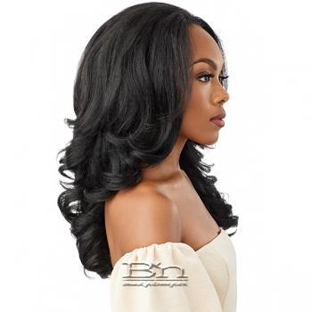 Outre Synthetic Half Wig Quick Weave - NEESHA H301