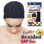Freetress BRAIDED CAP WITH COMBS