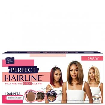 Outre Perfect Hairline Synthetic HD Lace Wig - DANNITA (13x4 lace frontal)
