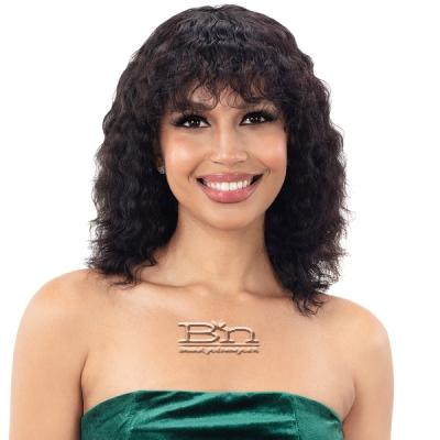 Naked 100% Brazilian WET & WAVY Natural Hair Wig - BALTIC WAVE