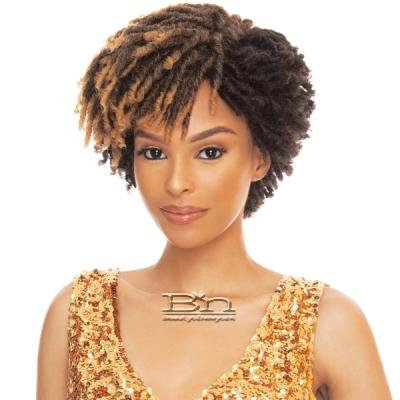 The Wig Synthetic Hair Wig - HH NATURAL LOCS