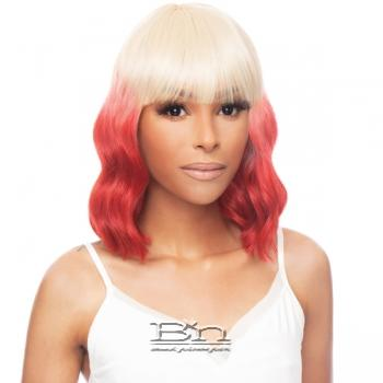 Awesome Good Hair Day Human Hair Blend Wig - HB CORA