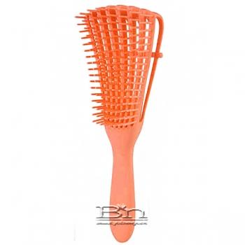 Easy & Flexi Detangling Brush for Curly Wet Thick Kinky Hair
