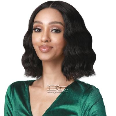 Bobbi Boss 100% Human Hair HD Lace Front Wig - MHLF436 KENDAL