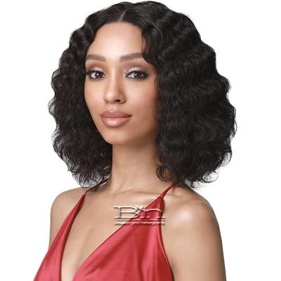 Bobbi Boss 100% Human Hair HD Lace Front Wig - MHLF437 EDITH