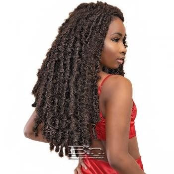 Janet Collection Synthetic Braid - BUTTERFLY LOCS 18 (slim)