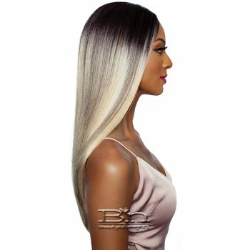 Mane Concept Red Carpet Synthetic Hair HD Skin Melt Lace Wig - RCHS201 AMY