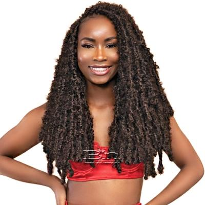 Janet Collection Synthetic Braid - BUTTERFLY LOCS 24 (slim)