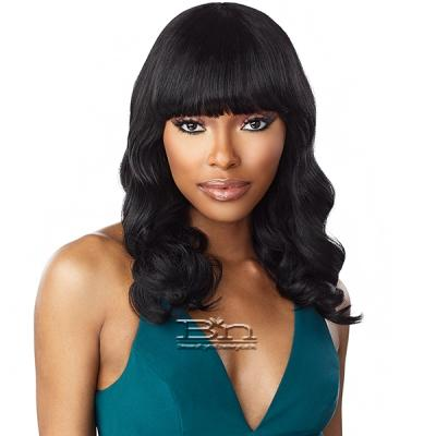 Sensationnel 100% Virgin Human Hair 10A Full Wig - BODY WAVE 16