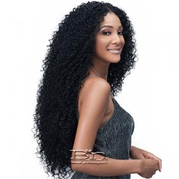 Bobbi Boss Synthetic Hair 3.5 inch Deep Part Lace Front Wig - MLF338 JOSEFA