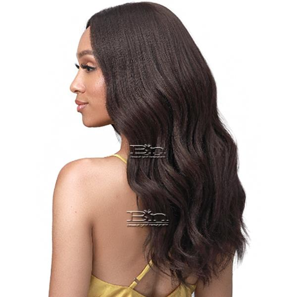 Bobbi Boss Synthetic Hair 3.5 inch Deep Part Lace Front Wig - MLF484 JULES