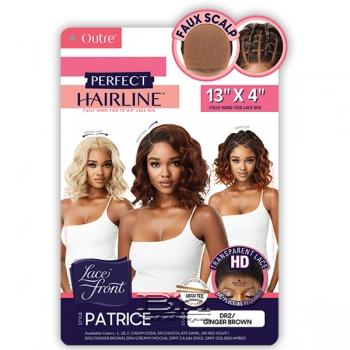 Outre Perfect Hairline Synthetic HD Lace Wig - PATRICE (13x4 lace frontal)