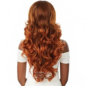 Outre Perfect Hairline Synthetic HD Lace Wig - LAUREL (13x6 lace frontal)