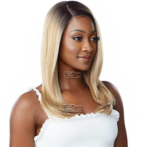 Outre Synthetic EveryWear HD Lace Front Wig - EVERY 4