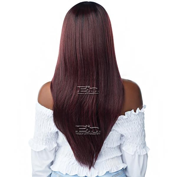 Outre Synthetic EveryWear HD Lace Front Wig - EVERY 5